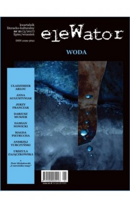 eleWator 21 (3/2017) - Woda - Praca zbiorowa - Ebook