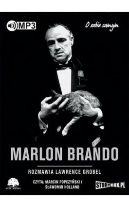 Brando Rozmowy - Lawrence Grobel - Audiobook - 978-83-7927-470-3