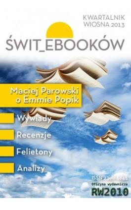 Świt ebooków nr 1 - Praca zbiorowa - Ebook