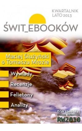 Świt ebooków nr 2 - Praca zbiorowa - Ebook