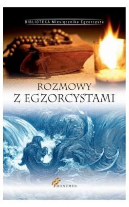 Rozmowy z egzorcystami - Praca zbiorowa - Ebook - 978-83-64789-01-4