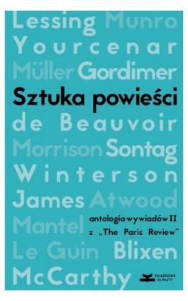 Sztuka powieści 2. Wywiady z pisarkami - Praca zbiorowa - Ebook - 978-83-65595-39-3