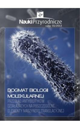 Nauki Przyrodnicze nr 1 (1)/2013 - Mateusz Gortat - Ebook