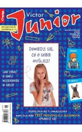 Victor Junior nr 8 (332) - Praca zbiorowa - Ebook