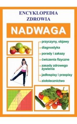 Nadwaga - Praca zbiorowa - Ebook - 978-83-7774-474-1