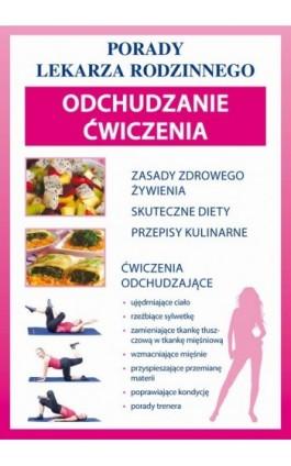 Odchudzanie. Ćwiczenia - Praca zbiorowa - Ebook - 978-83-7774-402-4