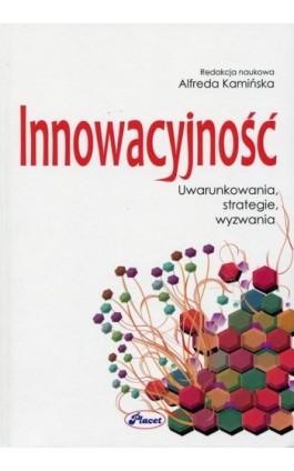 Innowacyjność - Alfreda Kamińska - Ebook - 978-83-7488-068-8