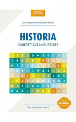 Historia Korepetycje maturzysty - Lech Krzemiński - Ebook - 978-83-7892-205-6