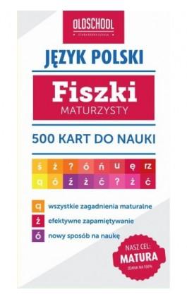 Język polski. Fiszki maturzysty - Izabela Galicka - Ebook - 978-83-7892-229-2