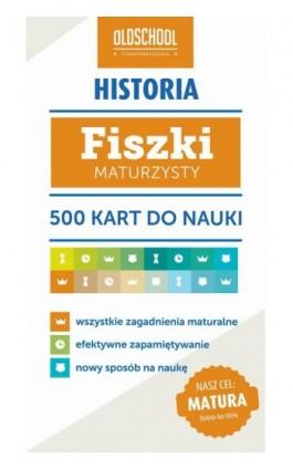 Historia Fiszki maturzysty - Szymon Krawczyk - Ebook - 978-83-7892-238-4