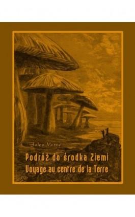 Podróż do środka Ziemi. Voyage au centre de la Terre - Jules Verne - Ebook - 978-83-7950-402-2