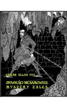 Opowieści niesamowite. Mystery Tales - Edgar Allan Poe - Ebook - 978-83-7950-311-7