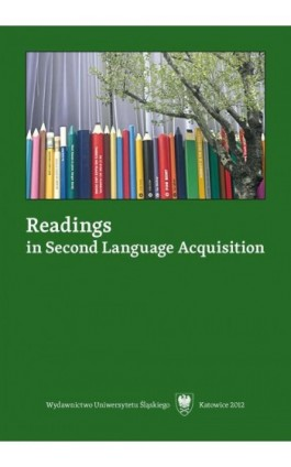 Readings in Second Language Acquisition - Ebook - 978-83-226-2327-5