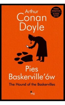 Pies Baskerville'ów Hound of the Baskerville - Arthur Conan Doyle - Ebook - 978-83-7779-027-4