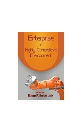 Enterprise in Highly Competitive Environment - Ebook - 978-83-231-2563-1