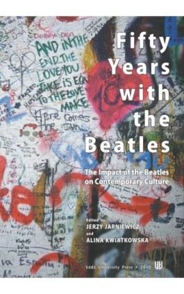 Fifty years with the Beatles - Jerzy Jarniewicz - Ebook - 978-83-7525-465-5