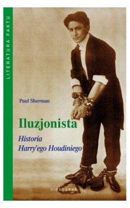 Iluzjonista - Paul Sherman - Ebook - 978-83-7835-079-8