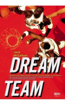 Dream Team - Jack McCallum - Ebook - 978-83-7924-097-5