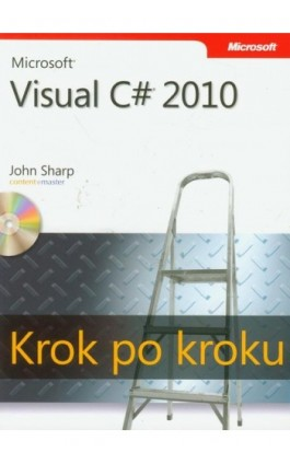Microsoft Visual C# 2010 Krok po kroku - John Sharp - Ebook - 978-83-7541-285-7