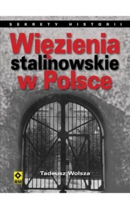 Więzienia stalinowskie w Polsce. System, codzienność, represje - Tadeusz Wolsza - Ebook - 978-83-7773-268-7