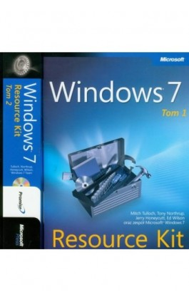 Windows 7 Resource Kit PL Tom 1 i 2 - Mitch Tulloch - Ebook - 978-83-7541-269-7