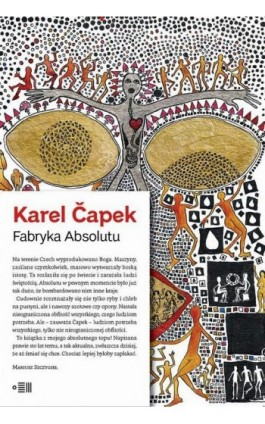 Fabryka Absolutu - Karel Čapek - Ebook - 978-83-938112-5-0