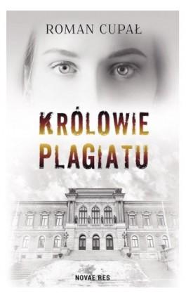 Królowie plagiatu - Roman Cupał - Ebook - 978-83-8083-816-1