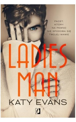 Ladies man - Katy Evans - Ebook - 978-83-65740-18-2