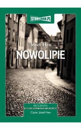 Nowolipie - Józef Hen - Audiobook - 978-83-62121-82-3