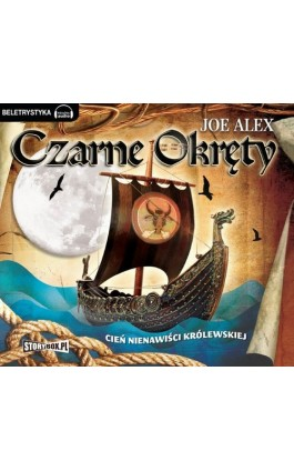 Czarne okręty 2 - Joe Alex - Audiobook - 978-83-63302-62-7