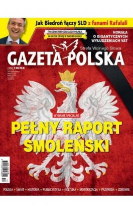 Gazeta Polska 25/04/2018 - Ebook