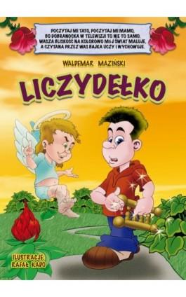 Liczydełko - Waldemar Maziński - Ebook - 978-83-941387-5-2