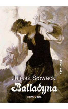 Balladyna - Juliusz Słowacki - Ebook - 978-83-7791-932-3