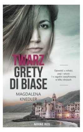 Twarz Grety di Biase - Magdalena Knedler - Ebook - 978-83-8083-971-7