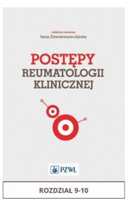 Postępy reumatologii klinicznej. Rozdział 9-10 - Ebook - 978-83-200-5209-1