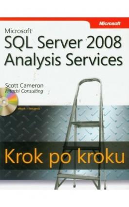 Microsoft SQL Server 2008 Analysis Services Krok po kroku - Scott L Cameron - Ebook - 978-83-7541-225-3