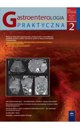 Gastroenterologia Praktyczna 2/2017 - Ebook
