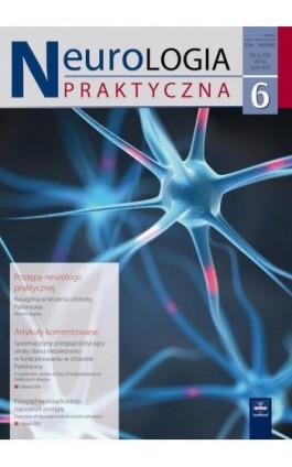 Neurologia Praktyczna 6/2016 - Ebook