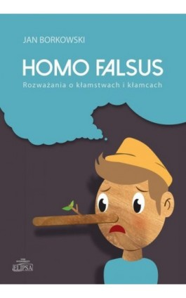 Homo falsus - Jan Borkowski - Ebook - 978-83-8017-084-1