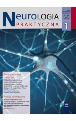 Neurologia Praktyczna 1/2017 - Ebook