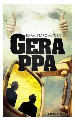 Gerappa - Rafał Staromłyński - Ebook - 978-83-8083-879-6