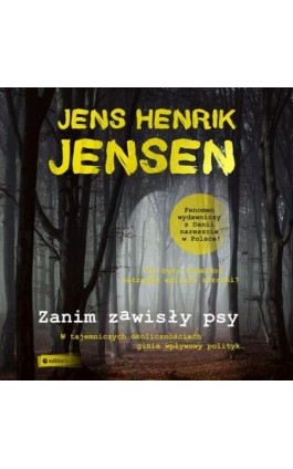 Zanim zawisły psy - Jens Henrik Jensen - Audiobook - 978-83-283-4827-1