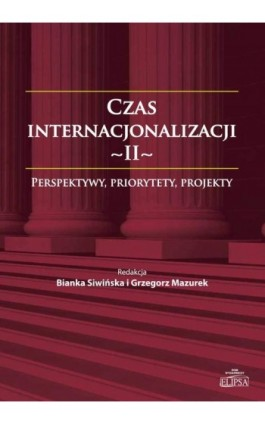 Czas internacjonalizacji II - Ebook - 978-83-8017-139-8