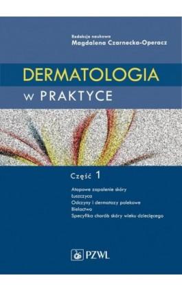 Dermatologia w praktyce. Część 1 - Ebook - 978-83-200-5617-4