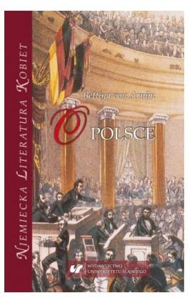 "Bettina von Arnim: """"O Polsce"""" - Ebook - 978-83-226-3420-2"