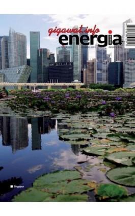 Energia Gigawat nr 7/2015 (183) - Sylwester Wolak - Ebook