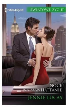 Noce na Manhattanie - Jennie Lucas - Ebook - 9788327638281