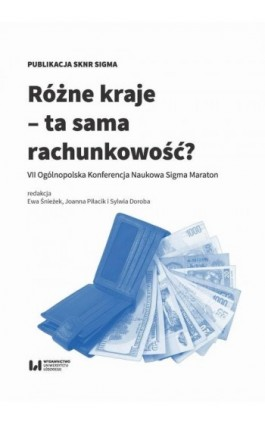 Różne kraje – ta sama rachunkowość? - Ebook - 978-83-8088-796-1