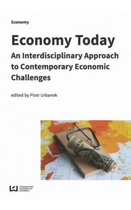 Economy Today - Ebook - 978-83-8088-013-9
