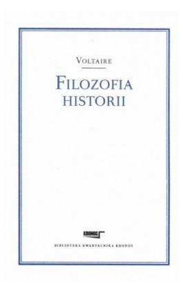 Filozofia historii - Voltaire - Ebook - 978-83-65787-32-3